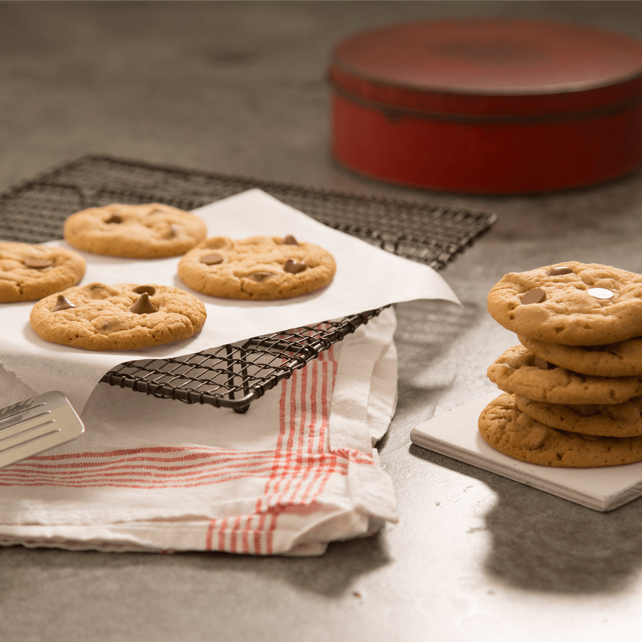 Soft Chewy Choc Chip Cookies Recipe Woolworths